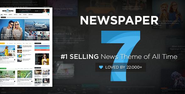 Newspaper v7.1.1 – WordPress News Theme Free - vestathemes ...