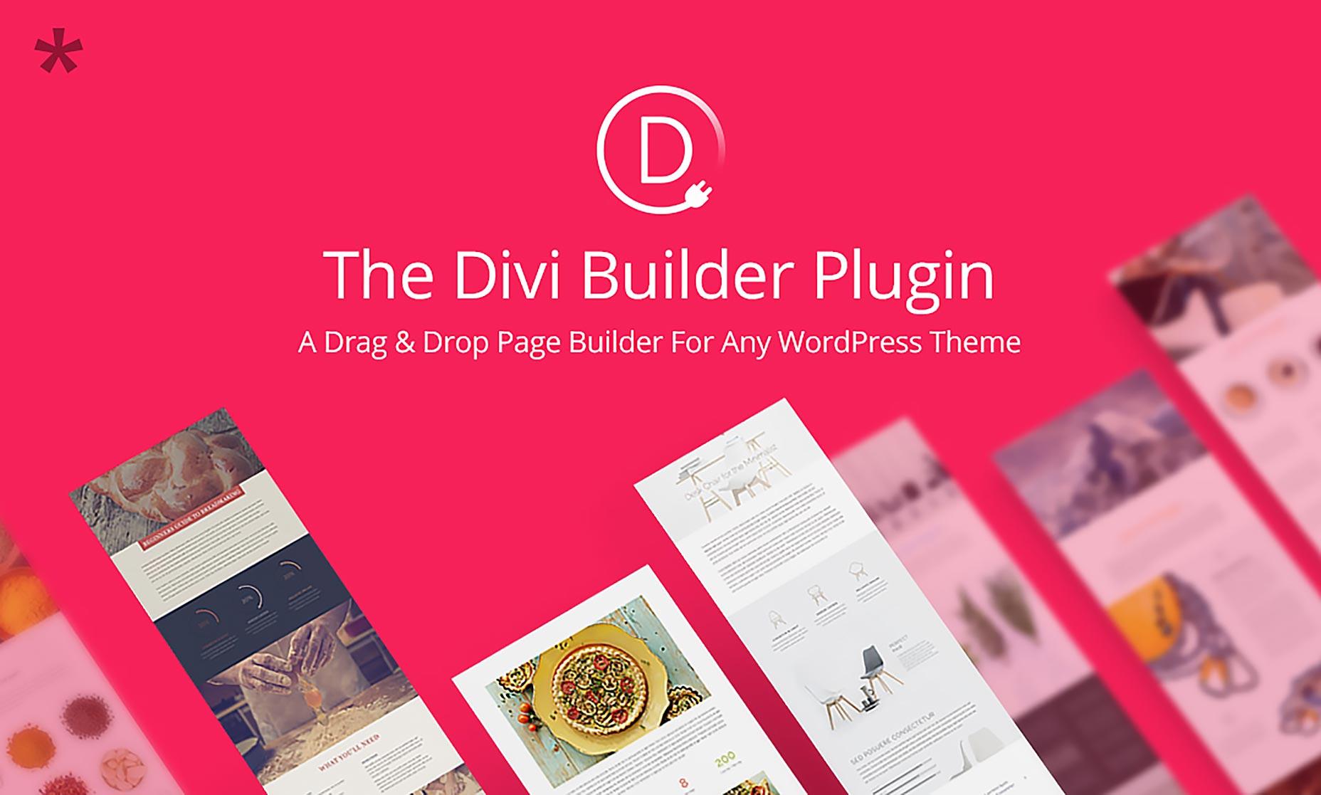 The Divi Builder v2.0.8   Drag & Drop Page Builder Plugin ...