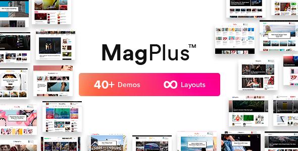 MagPlus v1.8 – Blog & Magazine WordPress Theme - vestathemes ...