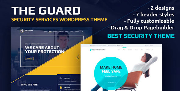 The Guard v1.9.1 – Security Company WordPress Theme - vestathemes ...