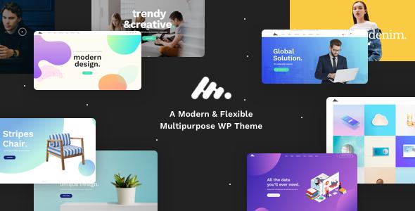 Moody v1.3.4 – A Modern & Flexible Multipurpose WordPress Theme ...