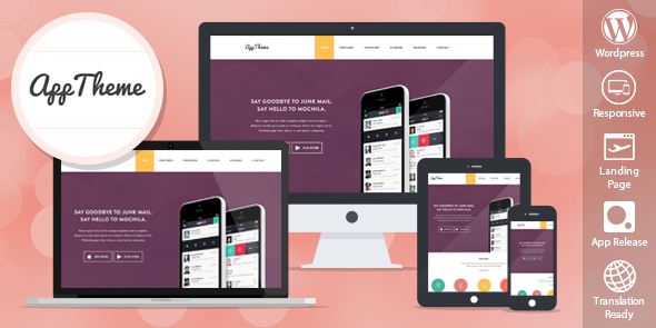 AppTheme v1.1.8 - Apss WordPress Theme for Products and Apps ...